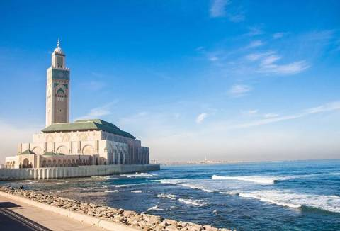 Casablanca, the energy of modernity