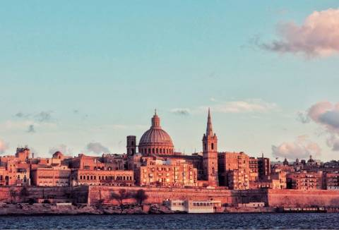 Valletta – The Captal City of Malta