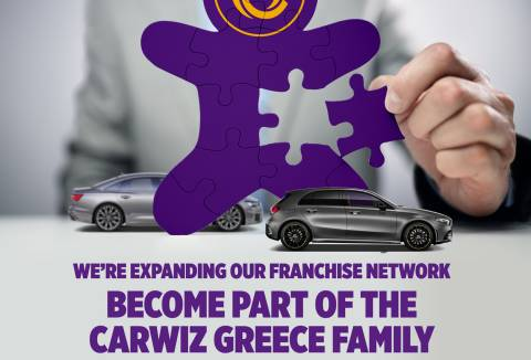 Carwiz Greece is expanding
